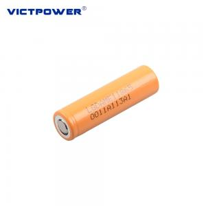 Quality rechargeable cylindrical 18650 battery ICR18650ME1 2000mah 3.6v for electric for sale