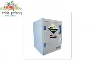 China Luxury PP Panel Anti Corrosive Chemical Storage Cabinets For Warehouse on sale
