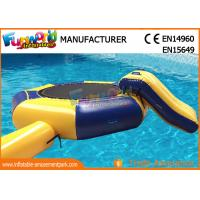Inflable 15-Foot Water Trampoline, Inflatable Floating Water Toys  Jumping Pad