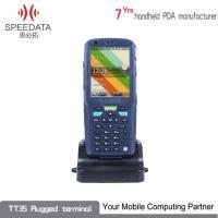 Touchscreen Biometric Fingerprint Scanner Mobile Thumb Scanner Device