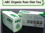 China ABC Organic Puer Diet Tea, Safe Weight Loss Tea Slimming Tea wholesale
