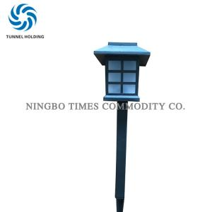 China Square Cap Outdoor Decorative Solar Lights Multi Function Solar Powered Stick Lights on sale