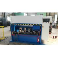 CNC Stainless Steel v groove cutting machine 4