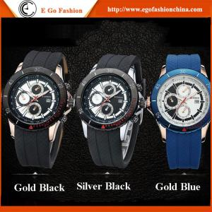 China CURREN Watch Model No. 8143 Fashion Sports Watch for Boy Girls Hip Hop Watch Silicon Watch on sale