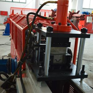 China 13 Stations Ceiling Batten Roll Forming Machine Material Thickness 0.48-0.55mm on sale
