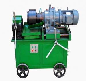 China Wholesale steel bar straight thread rolling machine on sale
