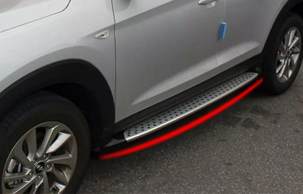 OEM New Auto Accessories Running Board For Hyundai Tucson 2015 2016