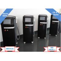 808nm Diode Laser Hair Removal Machine 10 Bars Microchannel , Laser Hair Removal Device