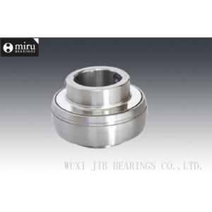 China Grease Or Oil Lubrication Stainless & Plastic Bearings / Insert Bearing SUC204 - SUC212 on sale