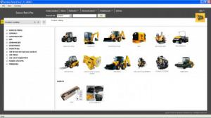 China wl programmer 2015 all models JCB Service Manuals and repair manuals on sale