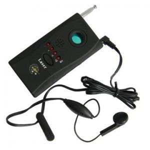 China 920mm Wavelength Wireless Small Hidden Spy Cameras Lens Detector on sale