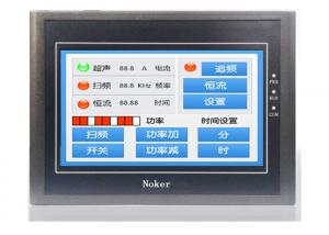 China 3.5″ Resistance Screen HMI Human Machine Interface USB Port Faster Operation on sale