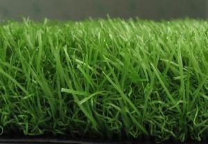 China Comfortable  Synthetic Soccer Grass / outdoor fake grass carpet PE on sale