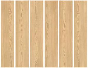 China Professional Wood Effect Ceramic Tiles Matt Surface 200x1000MM Size on sale