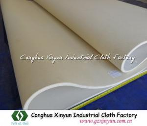 China Compaction Equipment Felt,Textile Compacting Felt,Compacting Needled Felt on sale