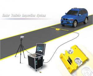 China High Automation Under Vehicle Surveillance System , Under Vehicle Monitoring System on sale