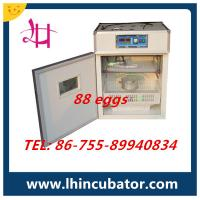 CE Marked High Efficient Automatic Chicken Egg Incubator smail egg incubator
