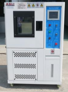 China Laboratory Powder Coated Temperature Humidity Chamber To Test Tolerances Of Heat Cold Dry Humidity on sale