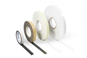 China Anti - Aging Weather Stripping Foam Gasket Tape Temperature Resist Good Flexibility on sale