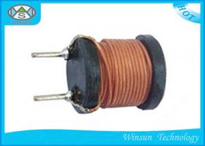 China Magnetic Shielded PK1012 Choke coil fixed Wire Wound Inductor , 2.2 uh inductor For TV Tuners on sale