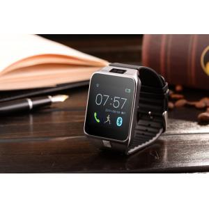 China Women's / Mens Bluetooth Android Smart Watch Phone Mate with Touch Screen on sale