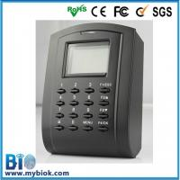 China Bio-SCR100 Smart Card Access Control Software with High Storage on sale