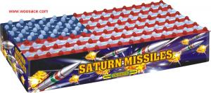 China 176 feux d'artifice de missiles de Saturne de tirs on sale