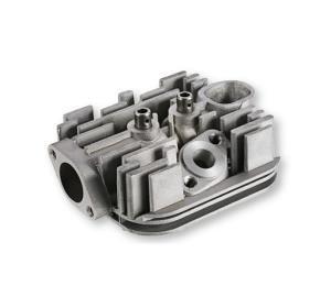 China Cixi Three Circle Diesel Engine Cylinder Head Z180F , Aluminum Alloy Car Cylinder Head on sale