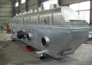 China Vibration Horizontal FBD Fluid Bed Dryer For Chicken Essence Granules on sale