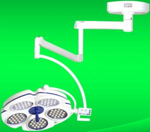 China Hospital Operating Room Equipment Led Surgical Lights 4500K ± 500K With One Arm on sale