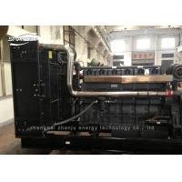 China Detroit 540kw 400kva Black Start Diesel Generator Set 1500 Rpm on sale