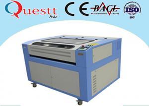 China 1000 refrigeración por agua de la máquina de grabado del laser del CNC de mm/S 100W para la piedra/la madera on sale