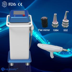 China popular nd tag laser tattoo removal 1064 nm and 532 nm laser equipment for beauty salons on sale