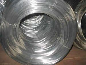 China High Quality Zhongping Big Coil Galvanized Wire on sale
