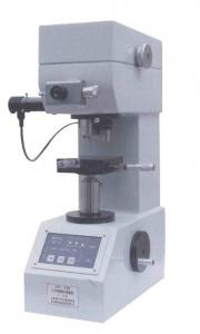 China 130MM Max Test Height Rubber Hardness Tester HV - 5 Low Load ISO9001 on sale