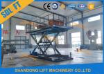 Hydraulic Scissor Car Lift Home Residential Garage Parking Car Lift with CE