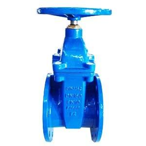 China Cast Iron / Ductile Iron Non-Rising Stem Gate Valves on sale