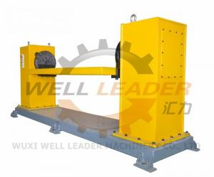 China Single Axis Servo Positioner Rotating Overturning Table For Robot Welding 800Kg Load on sale
