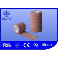 China Breathable First Aid Bandages And Dressings , Self Adhesive Crepe Bandage For Clinic on sale