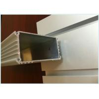 Electronics Anodized Aluminum Profiles 1000mm Length ISO9001 Certification
