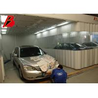 China Prestaion Multipul Diesel Burner Auto Body Spray Booth on sale