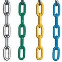 G30 / G43 / G80 / G95 Industrial Link Chain , Heavy Duty Lifting Chains Standard Size