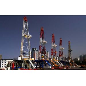 China Oil field Drilling Equipment Land drilling rig and custom various sapre parts on sale