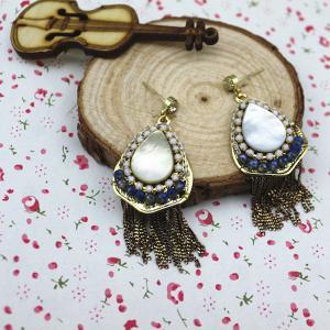 Quality Por Handmade Las Earring Design Latest Fashion Earrings For