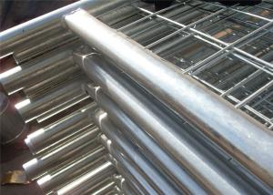 China Hot Dipped Galvanized Temporary Fence for Sale 2100mm x 2400mm ,Second Hand Temp Fencing Supplier on sale