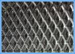 Thick Expanded Stainless Steel Sheet Welded Wire Mesh Panels T 304 Material