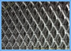 China Thick Expanded Stainless Steel Sheet Welded Wire Mesh Panels T 304 Material on sale