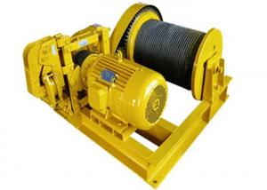China Wire Rope Lifting Electric Mine Winch System 10 Ton Workshop Using high Safety on sale