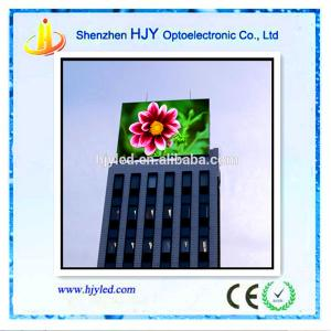 China Latest advertising products p10 outdoor led digital board on sale