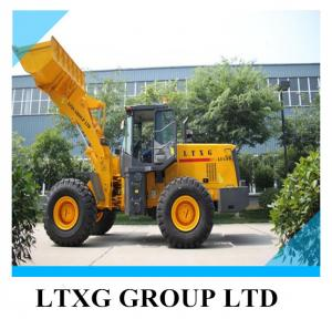 China LTXG LT156 5 ton Wheel Loader on sale